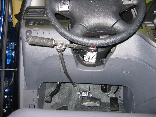 Hand Controls For Cars >> Hand Controls