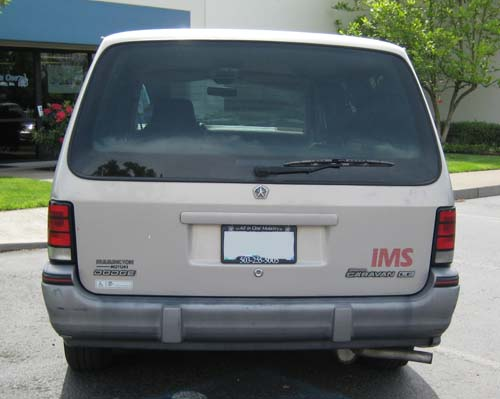 92 Dodge Gr Caravan W IMS Conv