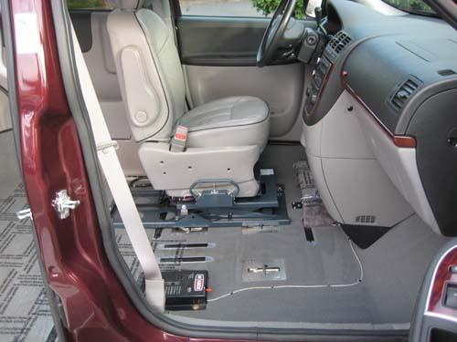 07 Buick Terraza Cxl W Amerivan Conv