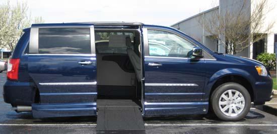 12 Chrysler T Amp C Touring L W Vmi Conv