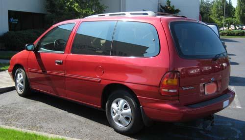 Pride Auto Sales >> 97 Ford Windstar GL w/ Bruno TAS