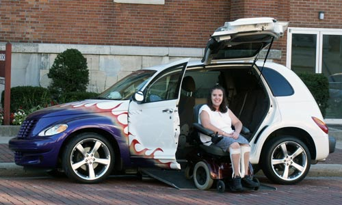 Wheelchair Accessible Cars Scion Motorcycle Review And Galleries