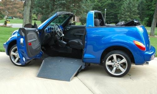Chrysler mobility cars